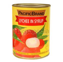 Pacific Brand Lychee in Syrup 567gm