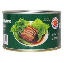 Nikko Stewed Pork Slices 397gm