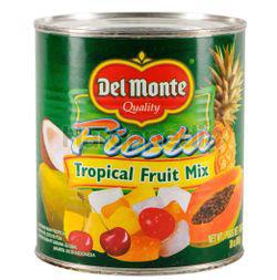 Del Monte Fiesta Tropical Fruit Mix 850gm