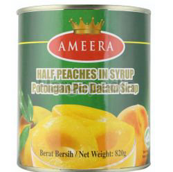 Ameera Pineapple Cubes in Syrup 567gm