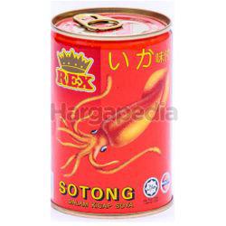 Rex Cuttle Fish in Soya Sauce 425gm
