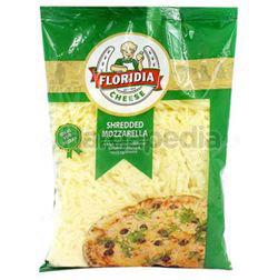 Floridia Shredded Mozzarella 500gm
