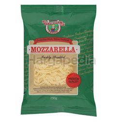Floridia Shredded Mozzarella 250gm