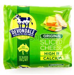 Devondale Sliced Cheese Original 250gm