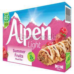 Alpen Cereal Bar Light Summer Fruits 95gm
