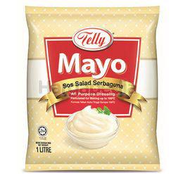 Telly Mayonnaise 1lit