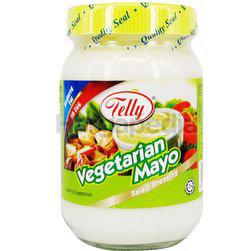 Telly Vegetarian Mayo 470ml