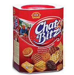 Lee Chat Bitz Assorted Biscuit 700gm