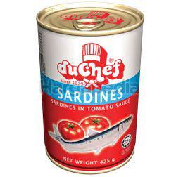 Duchef Sardine in Tomato Sauce 425gm