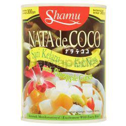 Shamu Nata De Coco Pineapple 565gm