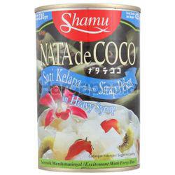 Shamu Nata De Coco in Heavy Syrup 425gm