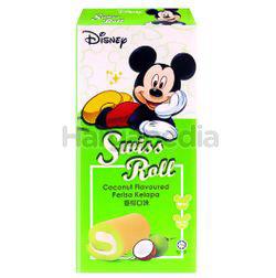 Disney Swiss Roll Coconut 6x20gm