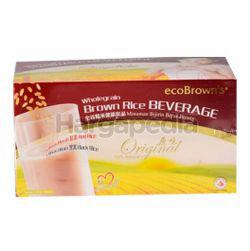 Eco Brown's Wholegrain Brown Rice Beverage 12x35gm