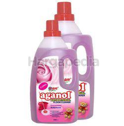 Yuri Aganol Floor Cleaner Floral 2lit+1lit