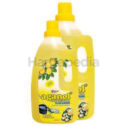 Yuri Aganol Floor Cleaner Lemon Fresh 2lit+1lit