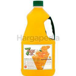7 Rings Cordial Orange 2lit