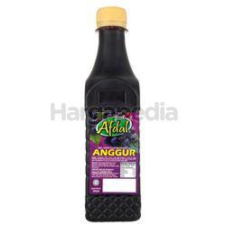 Afdal Grape Cordial 375ml