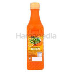 Afdal Orange Cordial 375ml