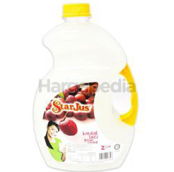 Star Jus Lychee Cordial 2lit