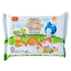 Lee Milky Moo Moo Biscuits 160gm