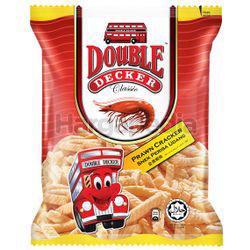 Double Decker Classic Prawn Cracker 60gm