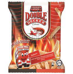 Double Decker Classic Hot & Spicy Prawn Cracker 60gm