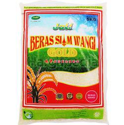 Jati Gold Siam Fragrant Rice 5kg