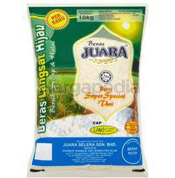 Juara Langsat Hijau Super Special Thai Rice 10kg