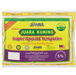 Juara Kuning Super Special Tempatan 5% 5kg