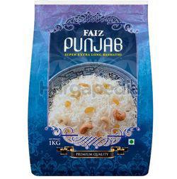 Faiz Punjab Basmathi Rice 1kg
