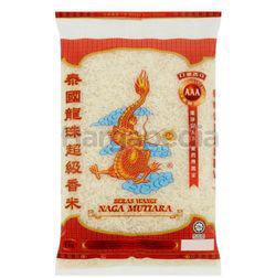 Naga Mutiara Thai Fragrant Rice 1kg