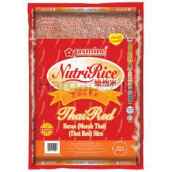 Jasmine NutriRice Thai Red Rice 1kg