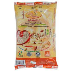 Bird of Paradise Somaly Cambodian Brown Rice 1kg