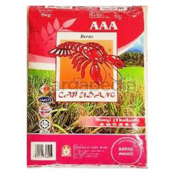 Cap Udang Thailand AAA Fragrant Rice 5kg