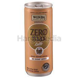 Wonda Zero Max Latte 240ml