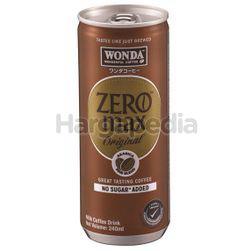 Wonda Zero Max Original 240ml