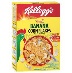 Kellogg's Banana Cornflakes 300gm
