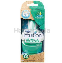 Schick Intuition Natural Kit 1s