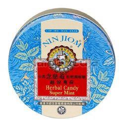 Nin Jiom Candy Super Mint 60gm