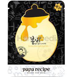 Papa Recipe Bombee Black Honey Mask 1s