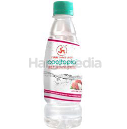 Three Legs Cooltopia Water Lychee 320ml