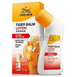 Tiger Balm Lotion Strong Relief 80ml