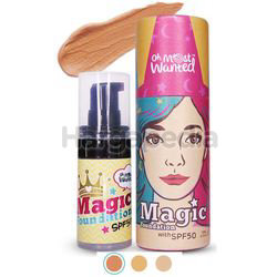 Oh Most Wanted Magic Foundation SPF50 1s