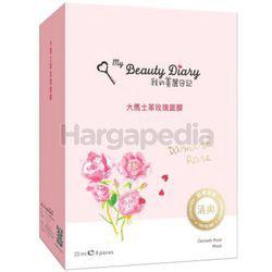 My Beauty Diary Damask Rose Mask 8s