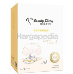My Beauty Diary Royal Pearl Radiance Mask 8s