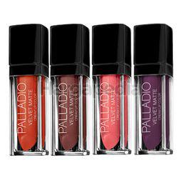 Palladio Velvet Matte Lipstick 1s