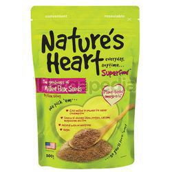 Nature's Heart Milled Flax Seed 300gm