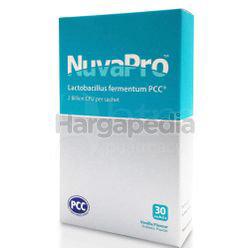 NuvaPro Probiotic Powder 2gm 30s