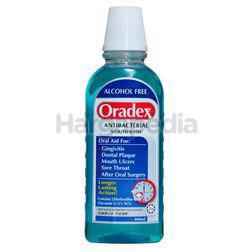 Oradex Anti-Bacterial Mouthwash 400ml