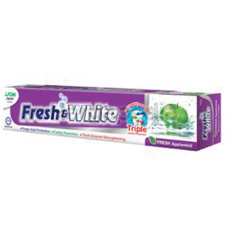 Fresh & White Extra Fresh Applemint Toothpaste 160gm